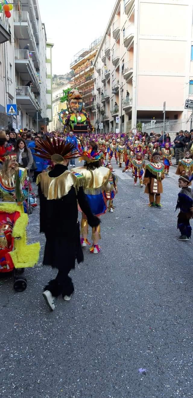 Carnevale di Maiori - Spettacolo danzante