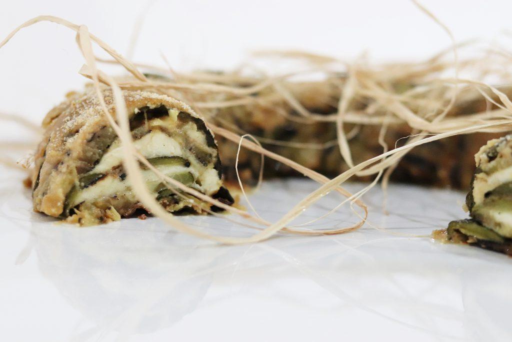 Corona di zucchine